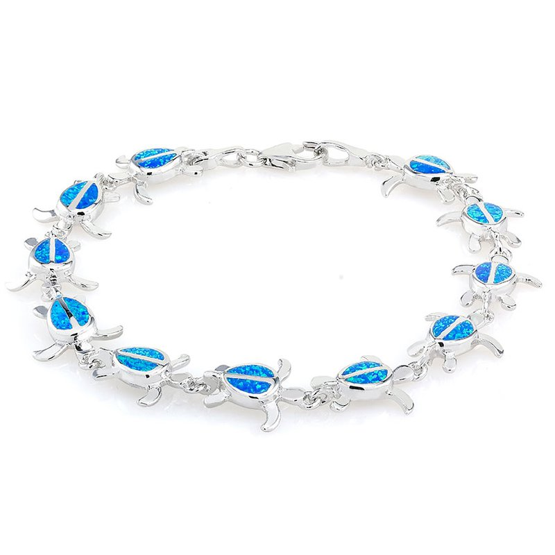 Gifts That Rock Sea Life Turtle Bracelet