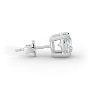 1.5 CT Lab Grown Diamond Studs