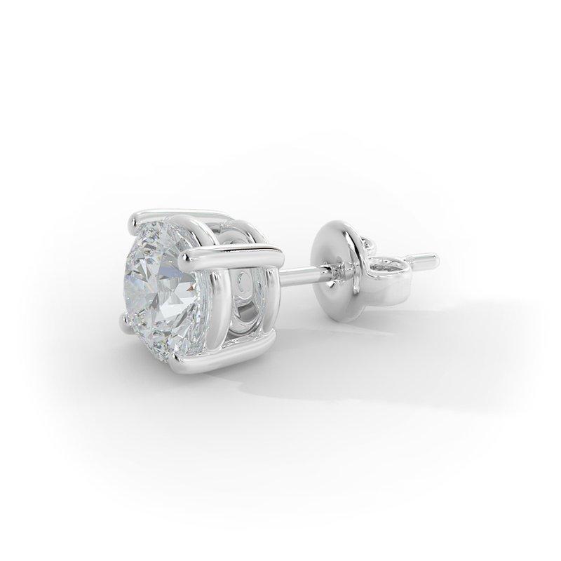 Lab Grown Diamonds 1.5 CT Diamond Studs