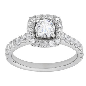 Certified 1.25 Certified Grown With Love Engagement Ring