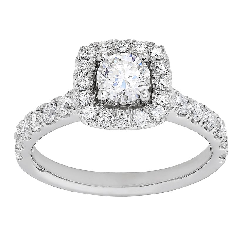 Lab Grown Diamonds Certified 1.25 Certified Grown With Love Engagement Ring