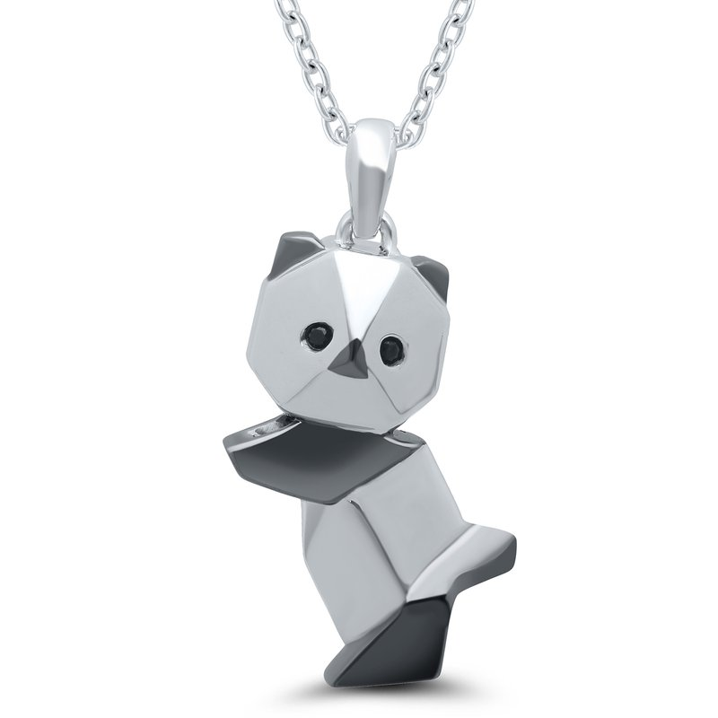 Gifts That Rock Origami Panda Necklace
