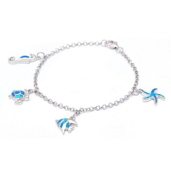 Sea Life Nautical Bracelet