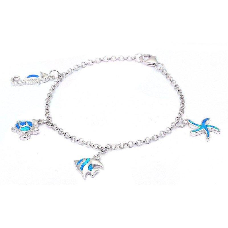 Gifts That Rock Sea Life Nautical Bracelet