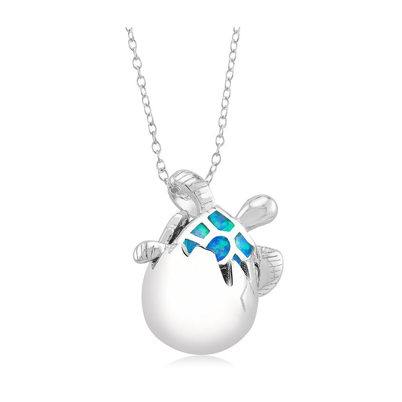 Gifts That Rock Sea Life Turtle Pendant
