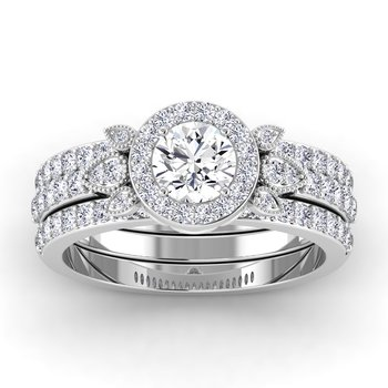 Certified 1ctw Engagement Ring