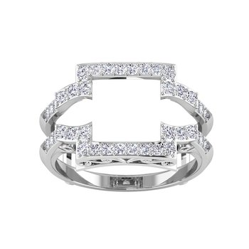 Certified 1/2ctw Diamond Band