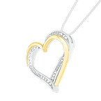 Gifts That Rock Heart Pendant
