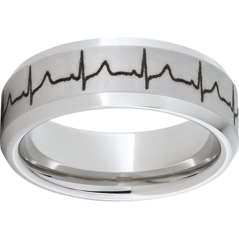 Serinnium 8mm Heart Beat