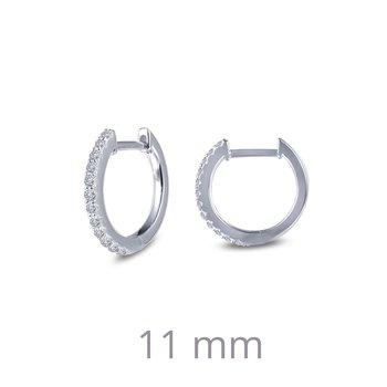 Dainty Huggie Hoop Earrings