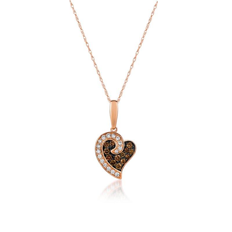 Le Vian Le Vian Diamond Heart Pendant