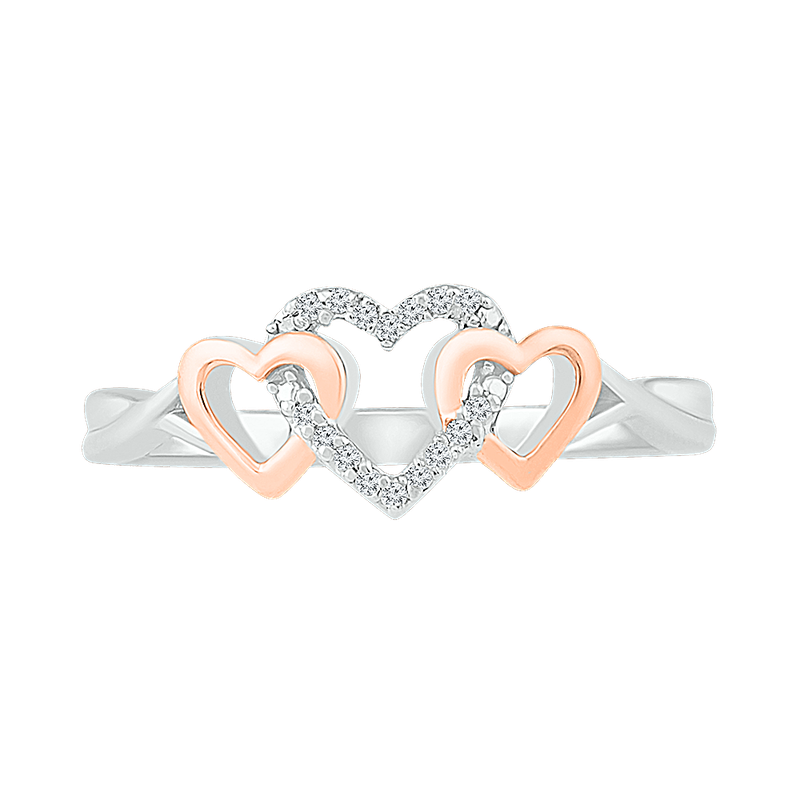 Gifts That Rock Heart Ring