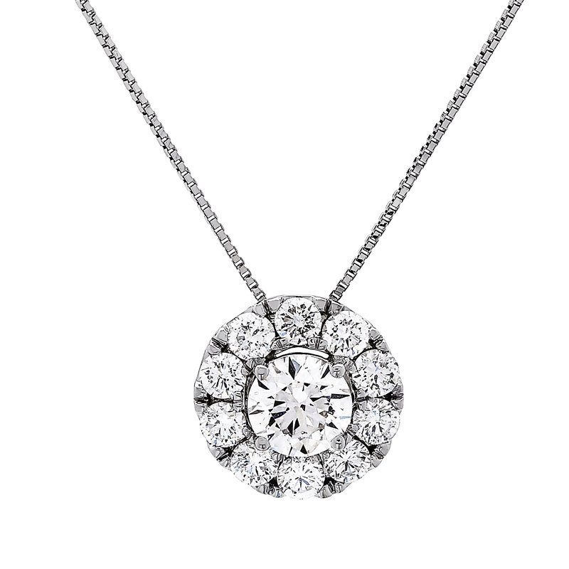 Lab Grown Diamonds Certified 1ctw Grown With Love Pendant