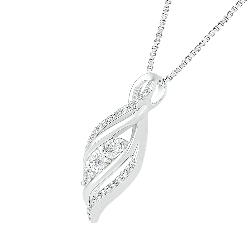 Gifts That Rock 3 Stone Pendant