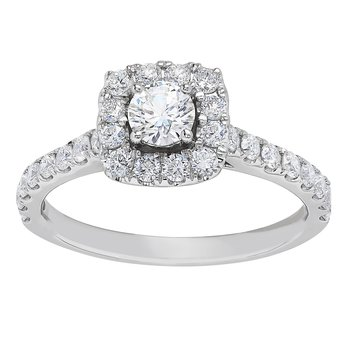 1ctw Certified Grown With Love Engagement Ring