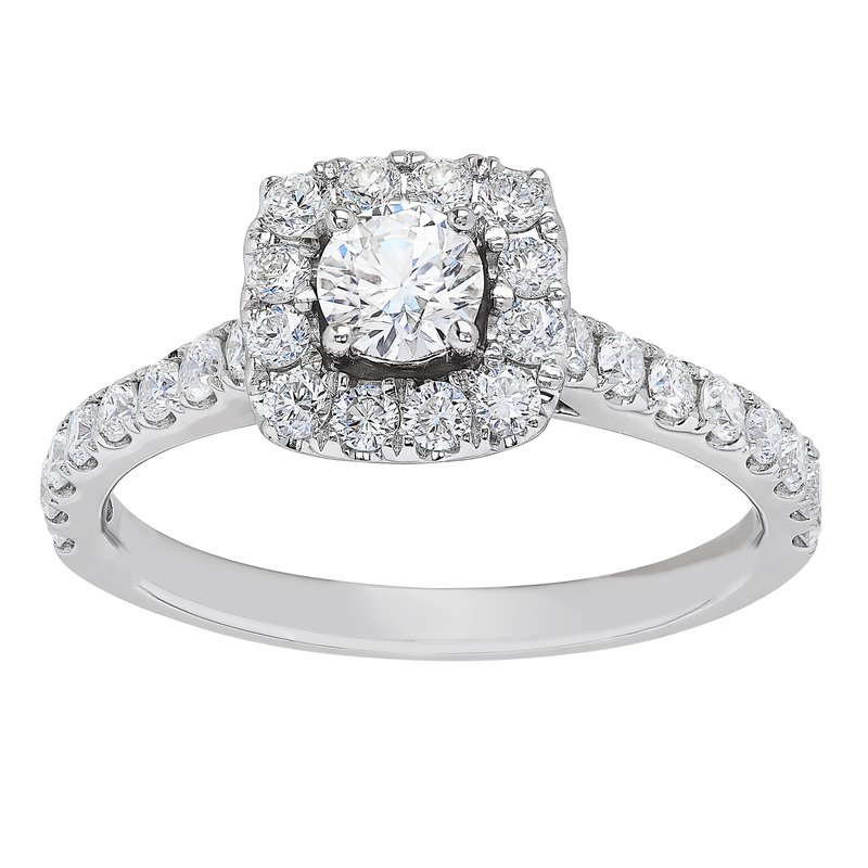 Lab Grown Diamonds 1ctw Certified Grown With Love Engagement Ring