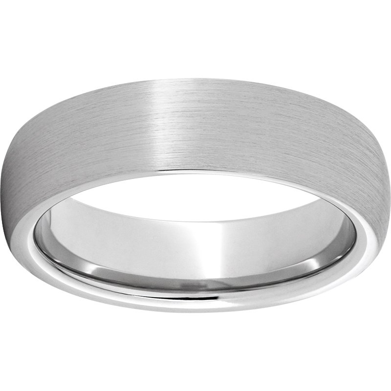 Serinnium 8mm Satin Finish
