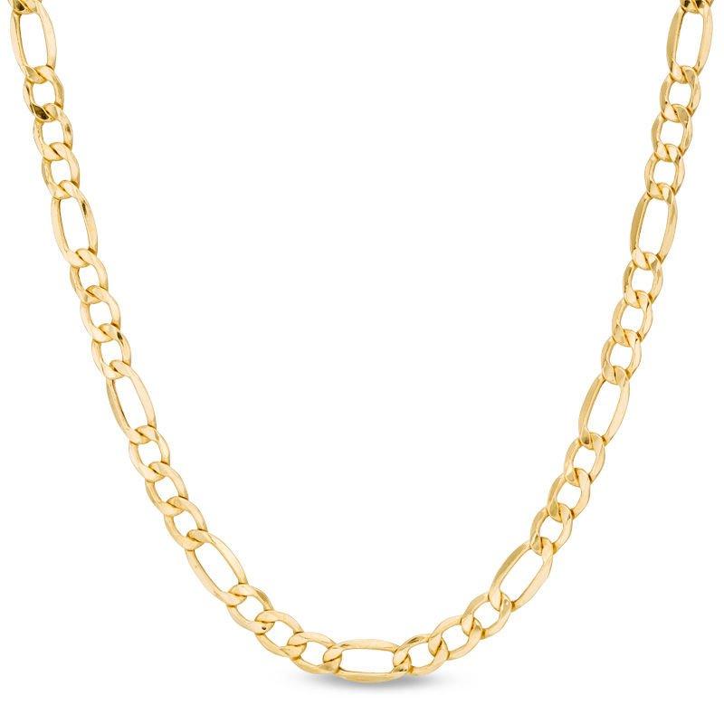 Gold Chains and Bracelets  Figaro Necklaces / Bracelets