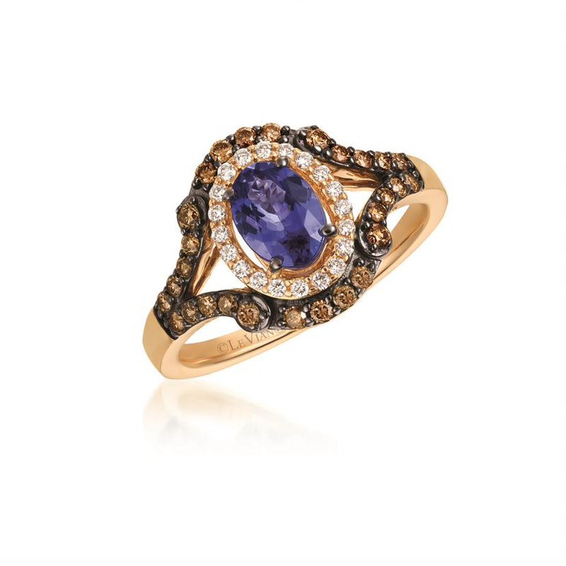 Le Vian Tanzanite Diamond Ring