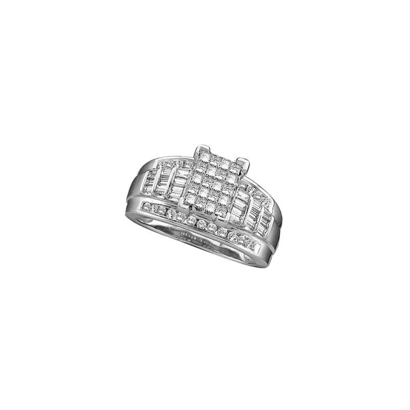 Promise Forever 1ctw 10k Diamond Ring