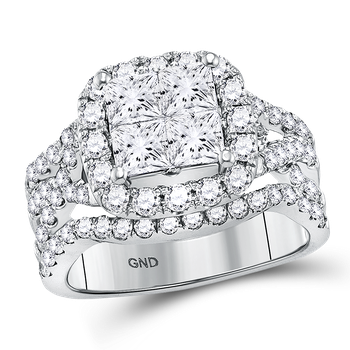 2ctw Diamond Engagement Ring