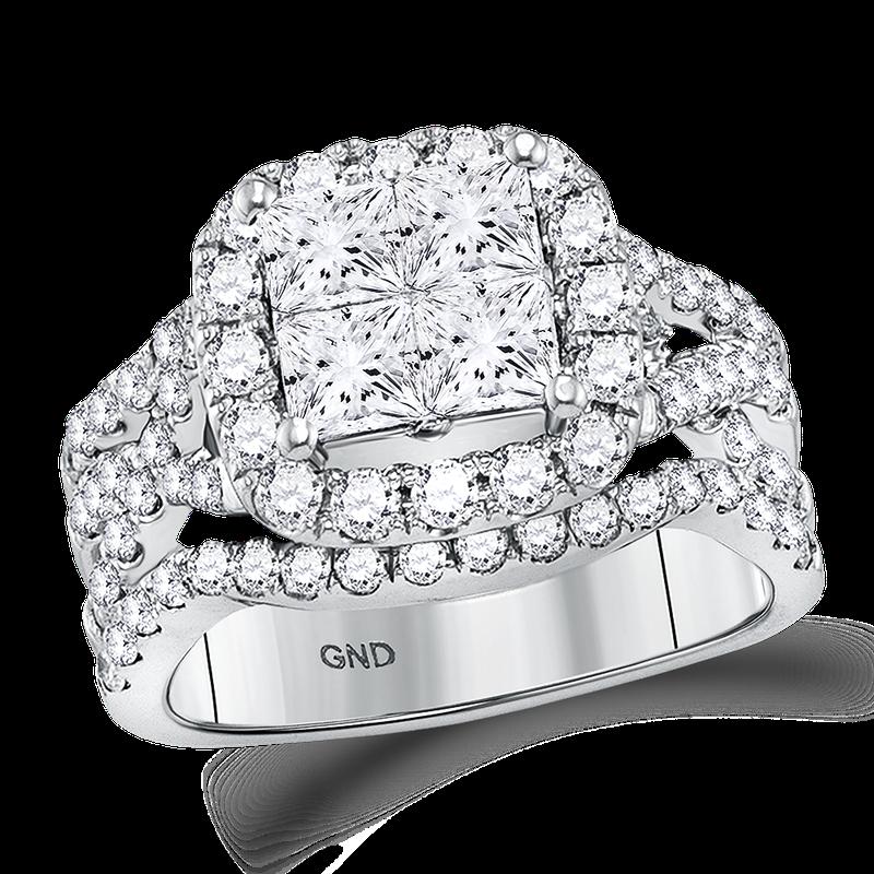 Promise Forever 2ctw Diamond Engagement Ring