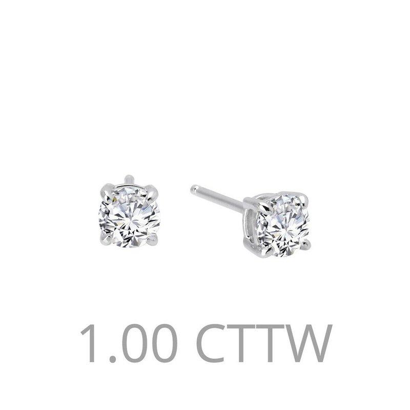 LaFonn 1 CTW Stud Earrings