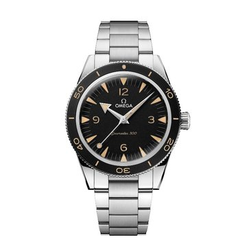 SEAMASTER 300 CO-AXIAL MASTER CHRONOMETER 41 MM