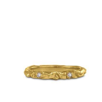 SARAH GRAHAM ARCHES DIAMOND RING