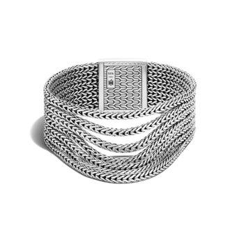 Rata Chain Multi Row Bracelet