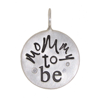 HEATHER B. MOORE - MOMMY TO BE CHARM