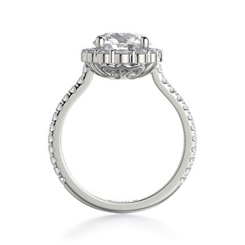 MICHAEL M. DEFINED ENGAGEMENT RING