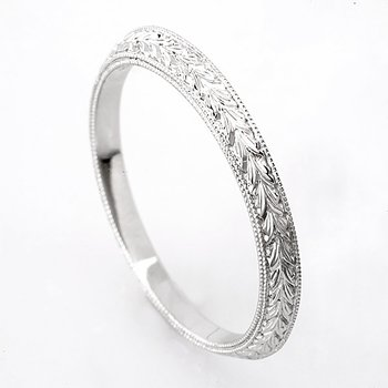 DIAMOND BOOKEND RING