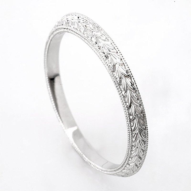 Beverley K DIAMOND BOOKEND RING