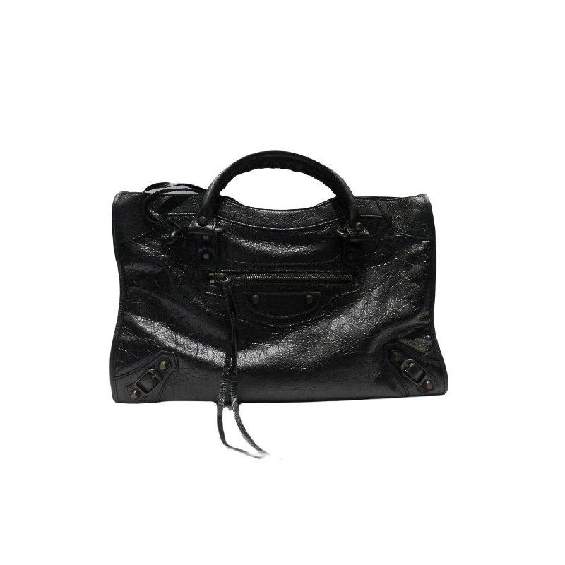 Pre-Owned Luxury Handbags BALENCIAGA City Bag - Medium