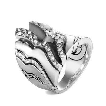 Lahar Saddle Ring