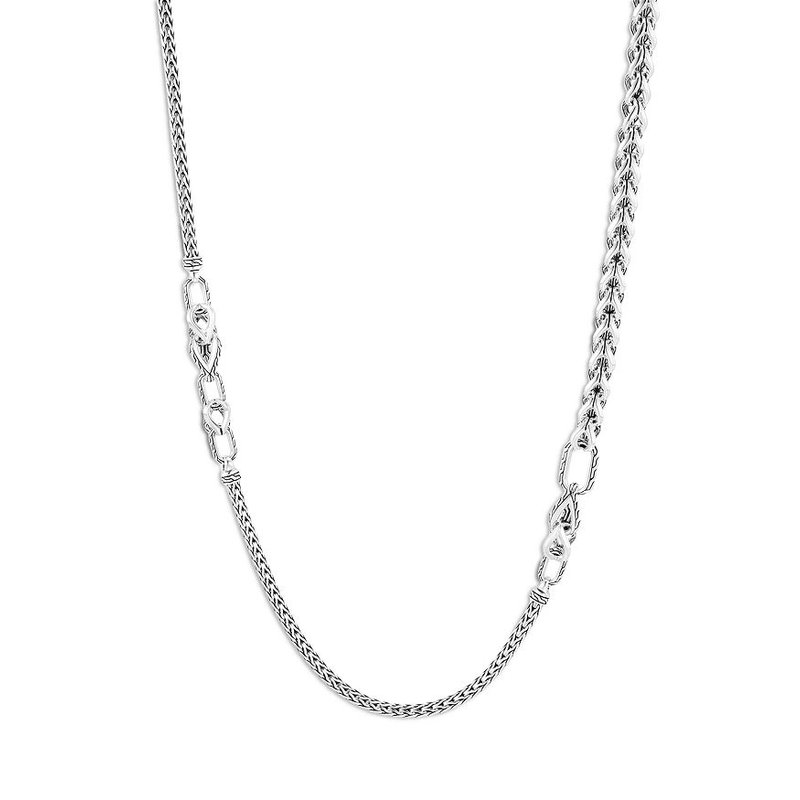 JOHN HARDY Asli Classic Chain Link Transformable Necklace