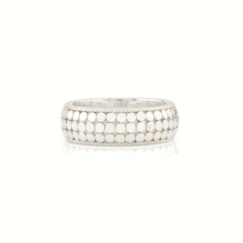 Anna Beck Sterling Silver Dome Ring
