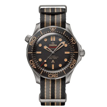 """SEAMASTER DIVER 300M CO-AXIAL MASTER CHRONOMETER 42 MM """"007 EDITION"""""""