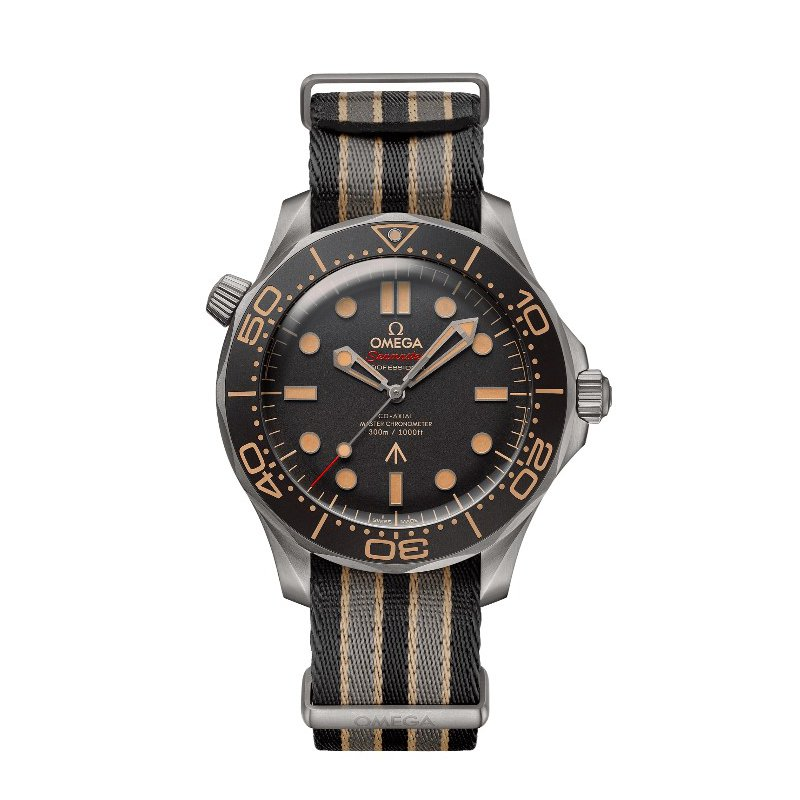 """Omega SEAMASTER DIVER 300M CO-AXIAL MASTER CHRONOMETER 42 MM """"007 EDITION"""""""