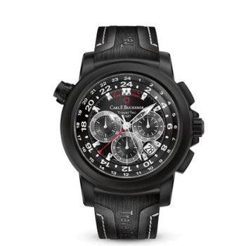 Carl Bucherer Patravi Traveltec Chronograph GMT
