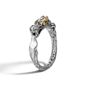 Legends Slim Naga Dragon Ring