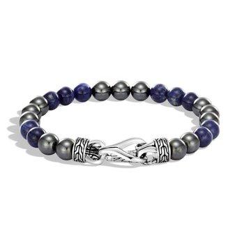 Asli Classic Chain Link Bead Bracelet