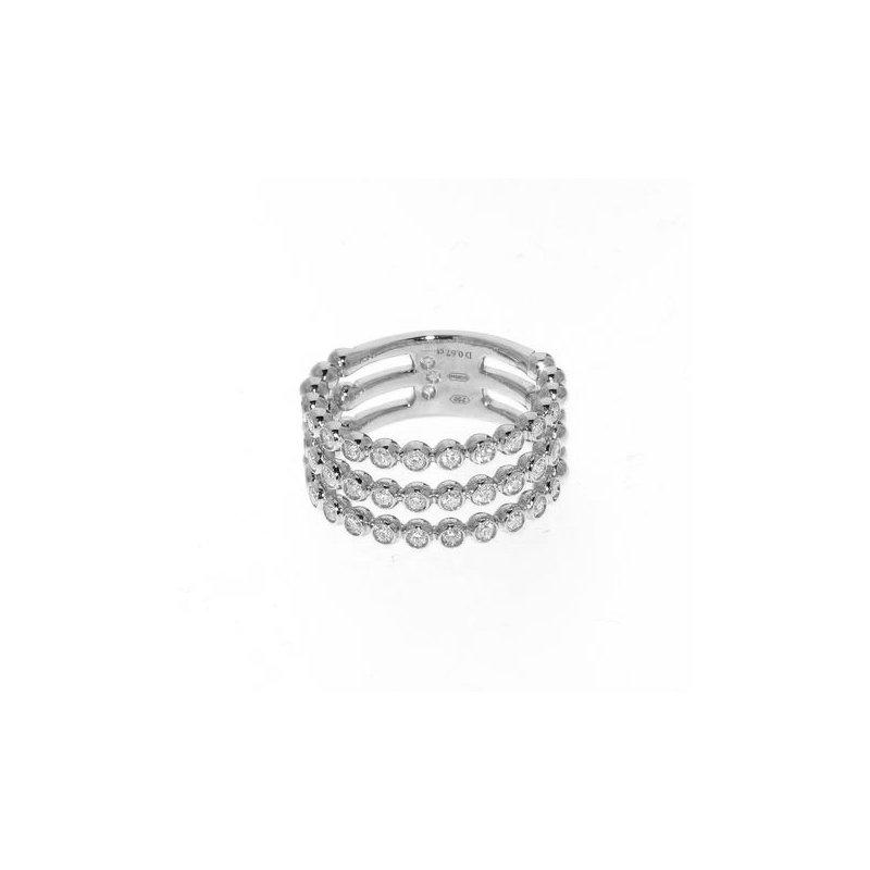 Casato CASATO WHITE GOLD DIAMOND RING