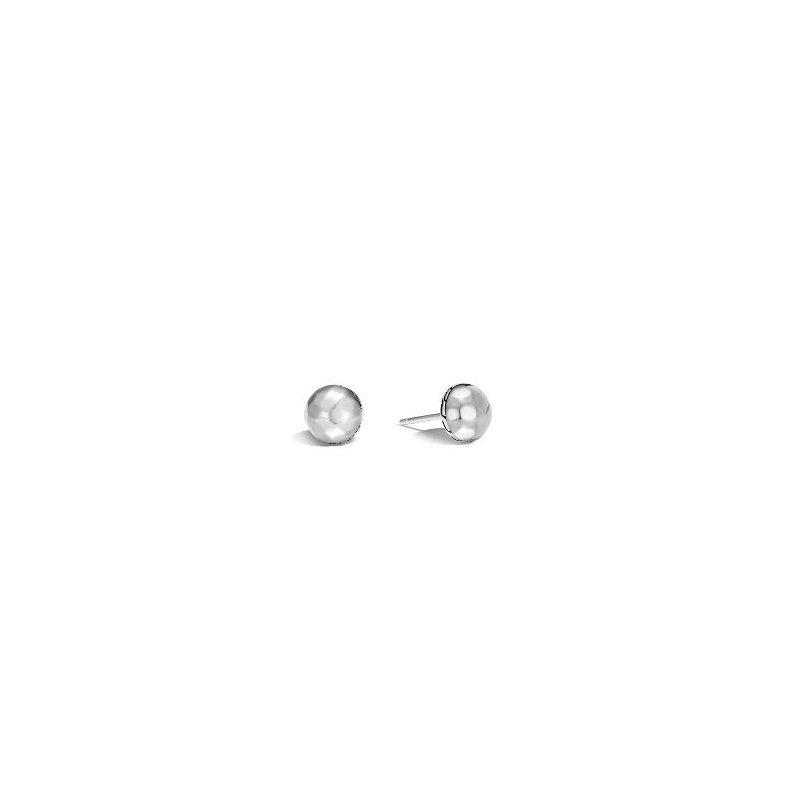 JOHN HARDY Classic Chain Hammered Drop Earring