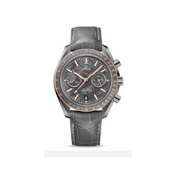 """DARK SIDE OF THE MOON CO-AXIAL CHRONOMETER CHRONOGRAPH 44.25 MM """"METEORITE"""""""