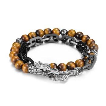 Naga Hybrid Wrap Bracelet