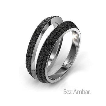 BEZ AMBAR BOOKEND RING ENHANCER
