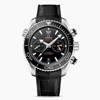 SEAMASTER PLANET OCEAN 600M CO-AXIAL MASTER CHRONOMETER CHRONOGRAPH 45.5MM