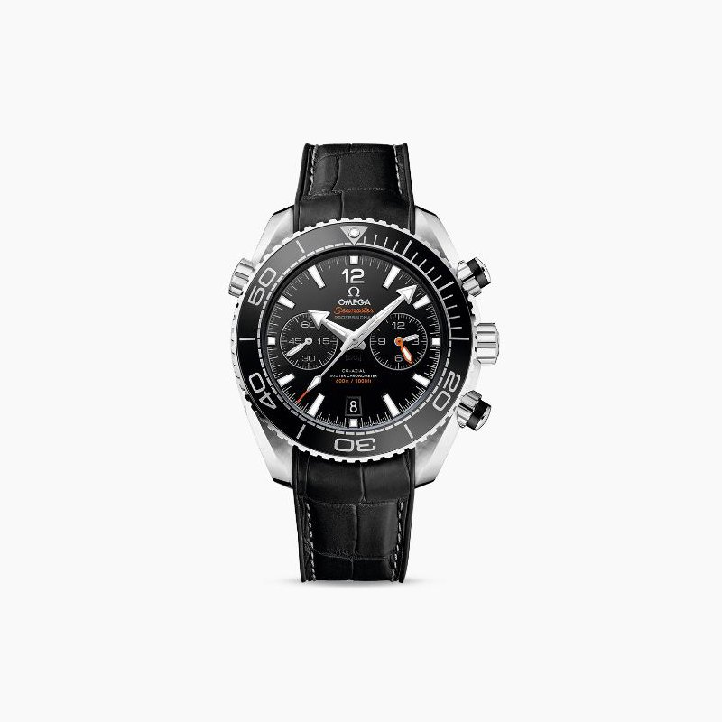 Omega SEAMASTER PLANET OCEAN 600M CO-AXIAL MASTER CHRONOMETER CHRONOGRAPH 45.5MM
